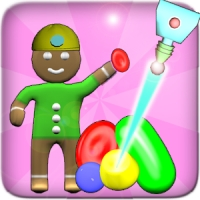 Gingerbread miner - gold miner
